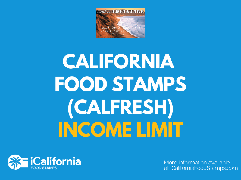 """CalFresh Income Limits"""