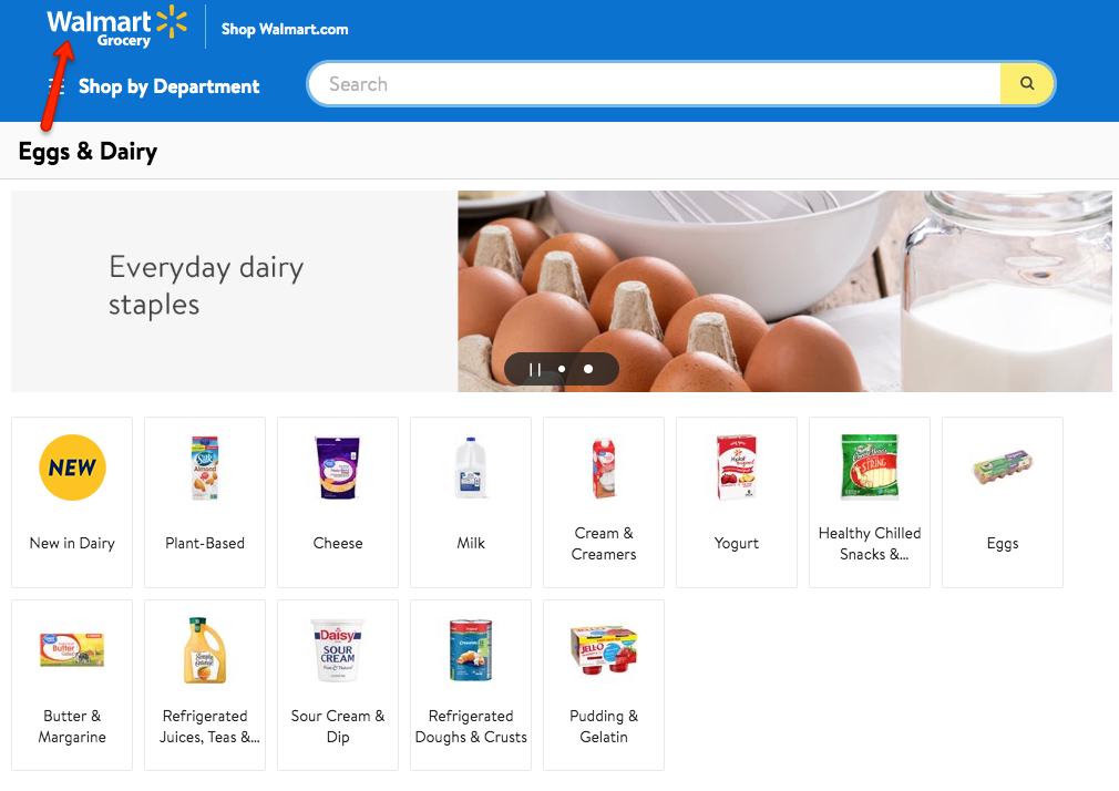 """How to Buy Walmart Groceries Online with California EBT Card"""