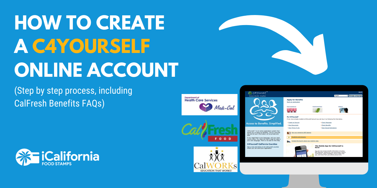 """How to Create a C4Yourself Account"""