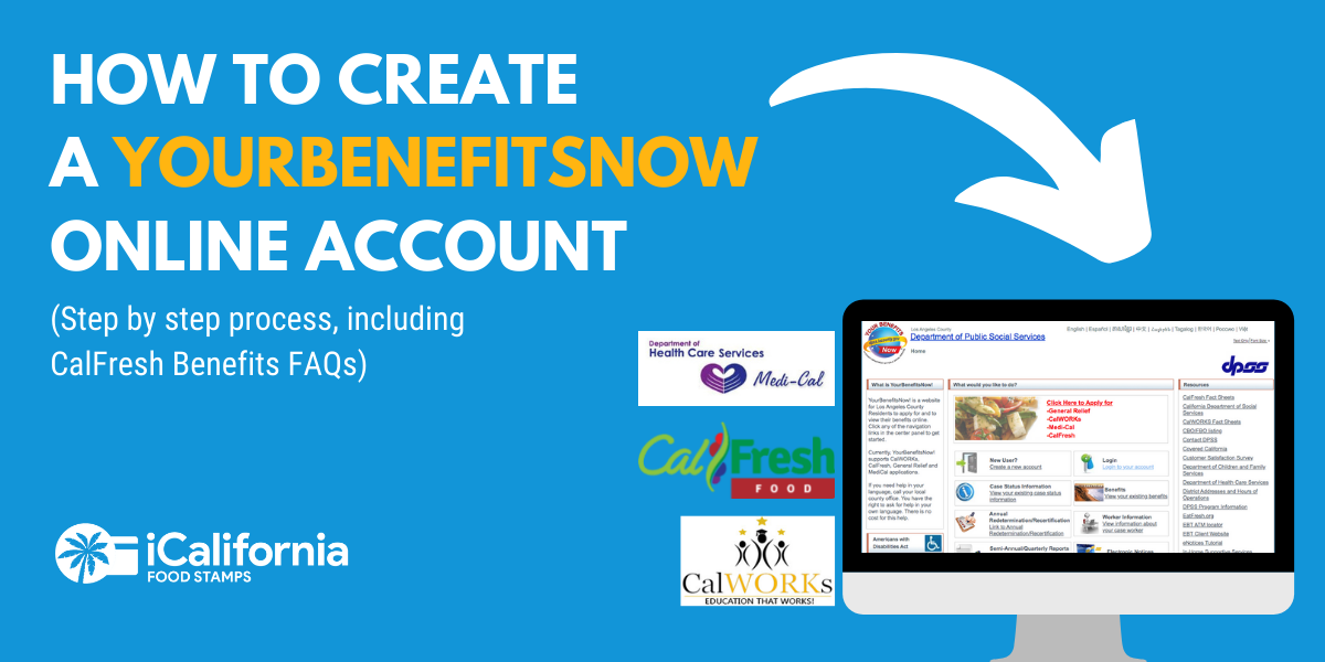 """How to Create a YourBenefitsNow Account"""