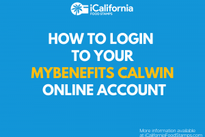 """How to login to MyBenefits CalWIN Account Online for CalFresh Calworks MediCal"""